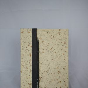 Coffeepaper Notebook w/ recycled pencil large
