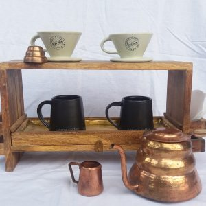 Coffee HandBREW Station, double